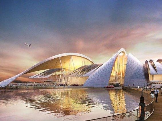 Лондонские архитекторы построят дизайнерски дерзский аэропорт в Ростове