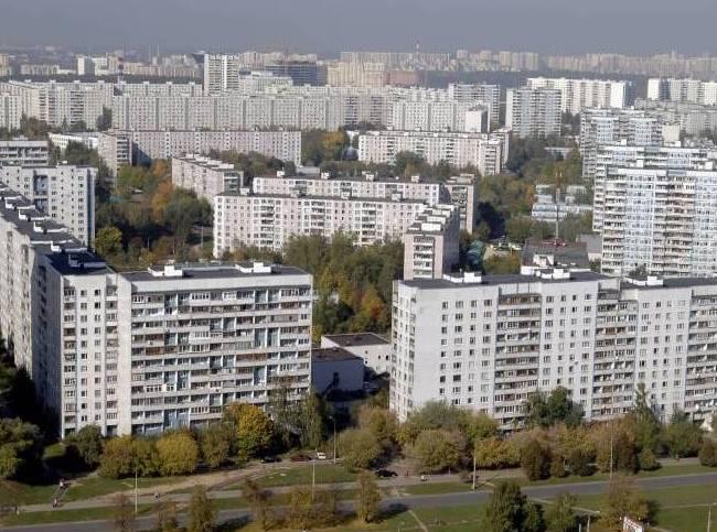 """Российская """"вторичка"""" подешевела в большинстве крупных городов"""