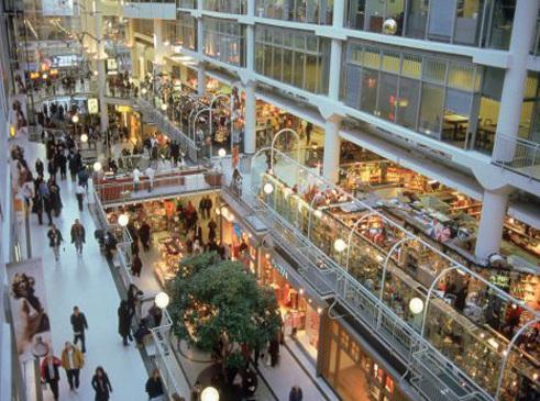 Россия вышла на первое место в европейском рейтинге строительства торговых центров