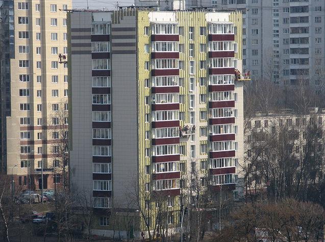 Программа капремонта в субъектах РФ за 2010 год завершена на 80%