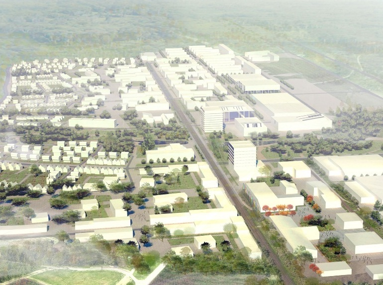 Зарубежные урбанисты NAI Becar разработали концепцию города-спутника Иркутска