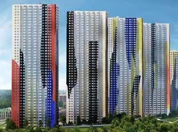 """Жилой комплекс """"ART"""" представят как самую большую картину в мире"""