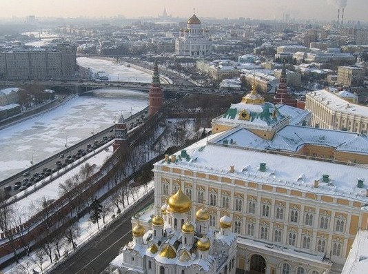 Москву спасет полицентричная концепция развития