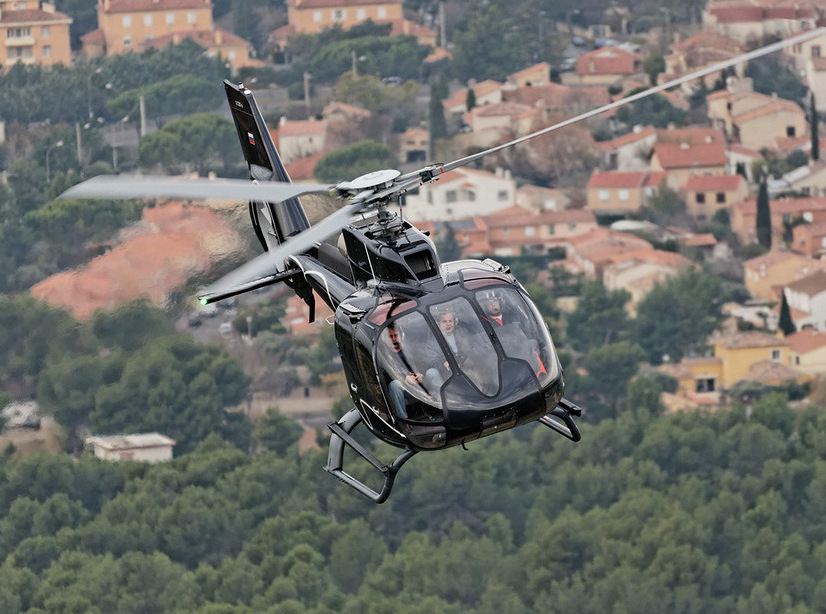 Развитие вертолетного такси поднимет спрос на дальнее Подмосковье