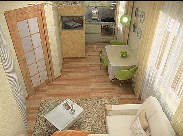 В Подмосковье заявлен проект с ценой квартир меньше 1 миллиона рублей