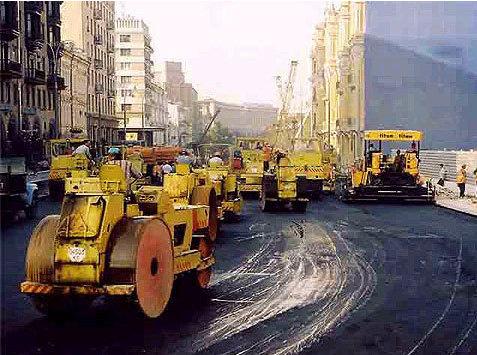 Москва выделила рекордную сумму на новые дороги