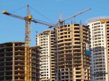 В России построен почти 1 млн новых квартир