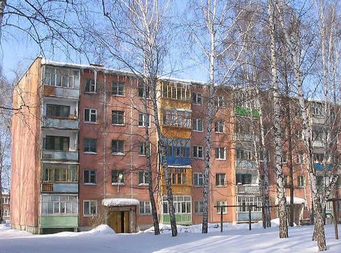 В Левобережном снесут и расселят 9 старых панельных пятиэтажек