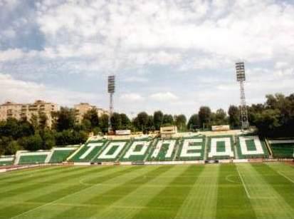 """Через полгода будет готов проект развития стадиона """"Торпедо"""""""