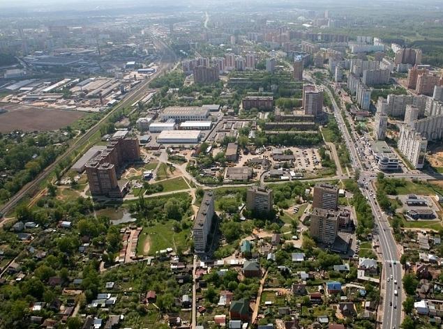 Москвичи ищут за МКАДом более просторные и дешевые квартиры