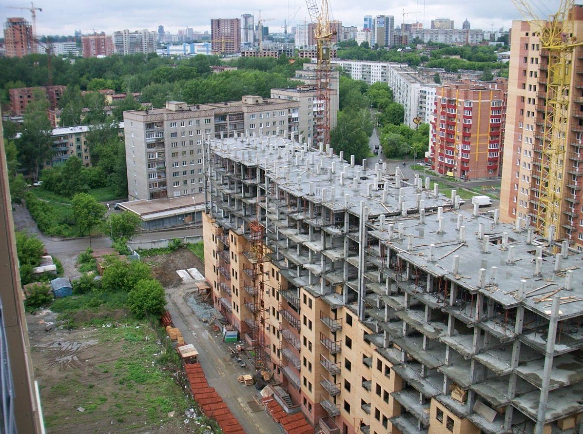 АИЖК поможет регионам наладить жилищное строительство