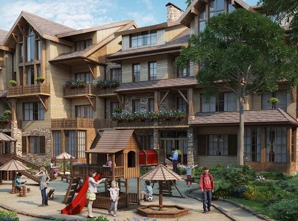 В пойме реки Истры появится проект со «сказочной» архитектурой