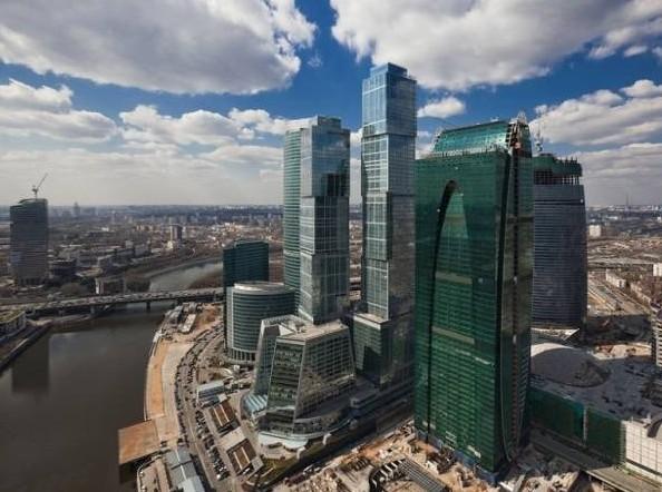 """В """"Москва-Сити"""" позведут еще одну башню высотой в 50 этажей"""