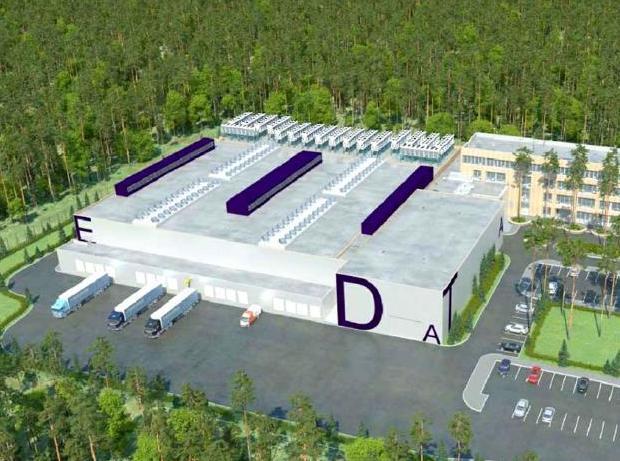 В Подмосковье возведут крупный центр по обработке и хранению данных