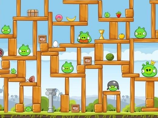 В Санкт-Петербурге построят развлекательный парк  Angry Birds