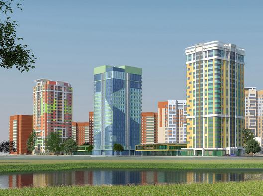 В ЖК «Прима Парк» активно разбирают студии и однокомнатные квартиры