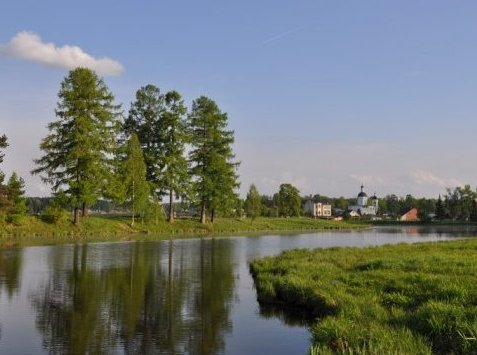 В поселке «Рахманово-парк» началась продажа коттеджей
