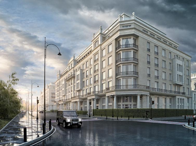 Самые популярные квартиры в новостройках в центре достигают стоимости 1 млн долларов