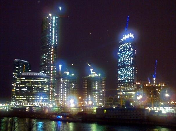 В Москва-Сити в ближайшие два года построят еще два небоскреба