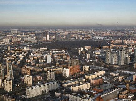 В Подмосковье покупаются квартиры в два раза меньшей площади, чем в Москве