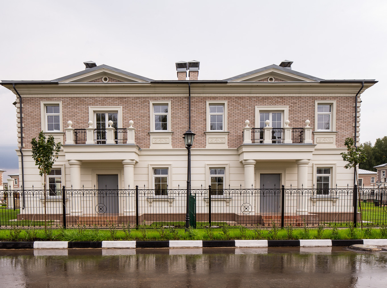 В 10 километрах от МКАД можно купить коттедж по цене столичной квартиры