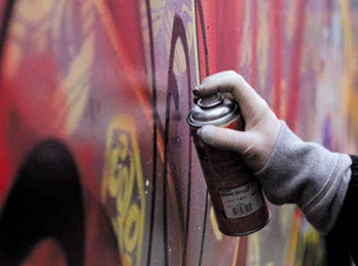 В Москве нарисуют граффити площадью в 10 000 квадратных метров