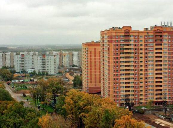 Ввод жилья в Новой Москве вырос на 12%