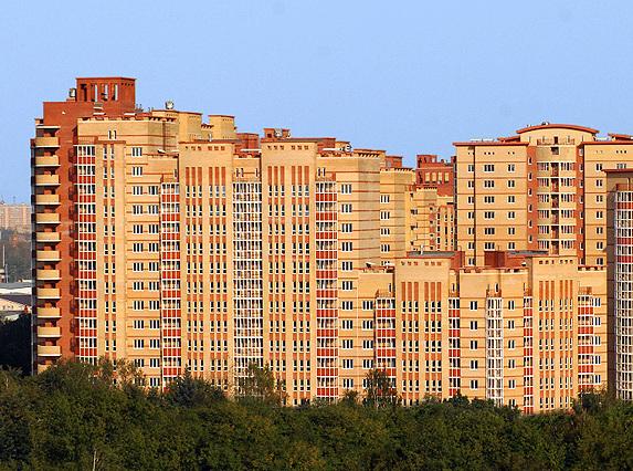 Квартиры в среднем поясе Подмосковья постепенно дорожают