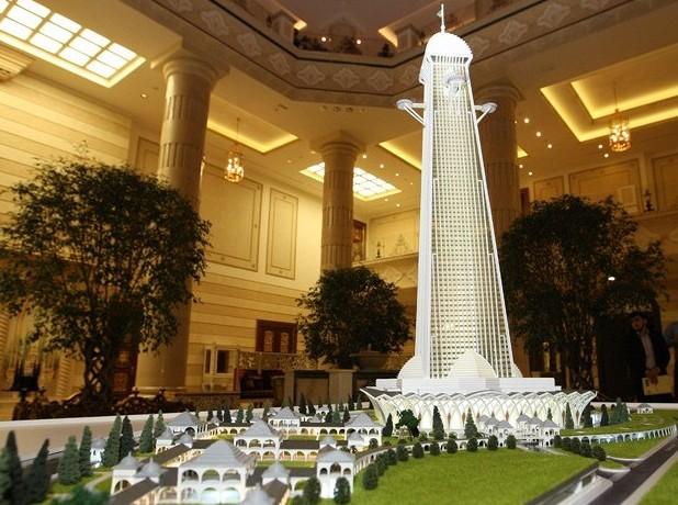 400-метровый небоскреб в Чечне построит главный девелопер Дубая