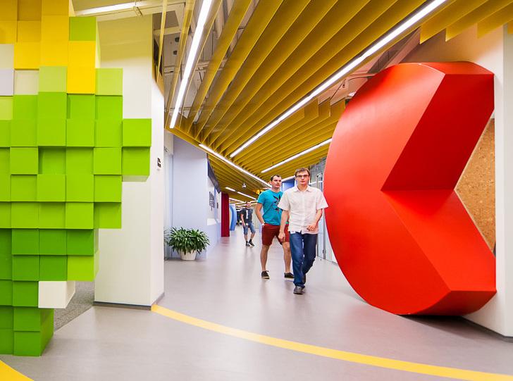 IT-компании арендовали больше всех московских офисов за 2014 год