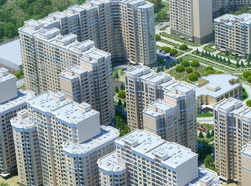 Эксперты: большая часть жилья эконом-класса строится на территории бывших промзон