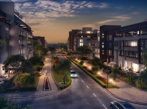 При покупке квартиры в ЖК «Отрада» можно получить паркинг в подарок