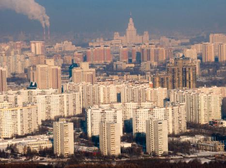 В ноябре Москва потеряла четверть сделок в области недвижимости и ипотеки