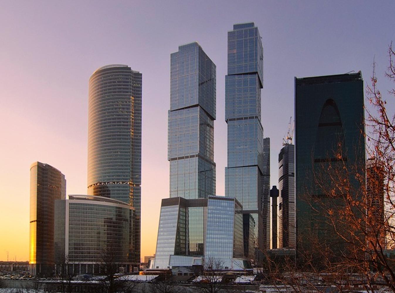 """Башню """"Федерация"""" в Москва-Сити обещают сдать в 2016 году"""