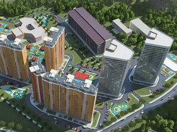 В Москве вышел новый проект комфорт-класса «V-House»
