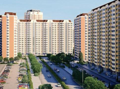 В «старой» Москве осталось только пять новостроек эконом-класса