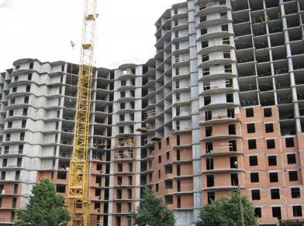 Росстат: Объем стройработ в январе 2011года составил 184,4 млрд рублей