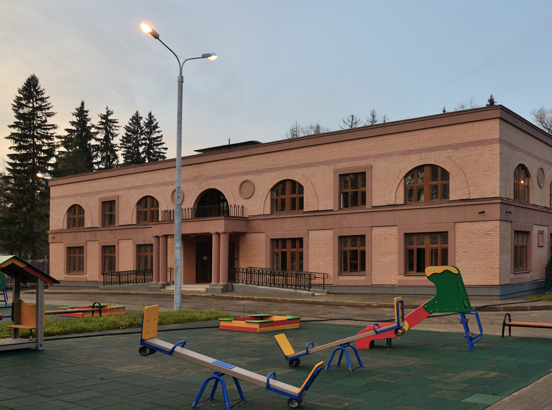 В Химках открылся  второй инновационный детский сад
