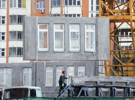 Квадратный метр жилья эконом-класса подорожал по решению правительства