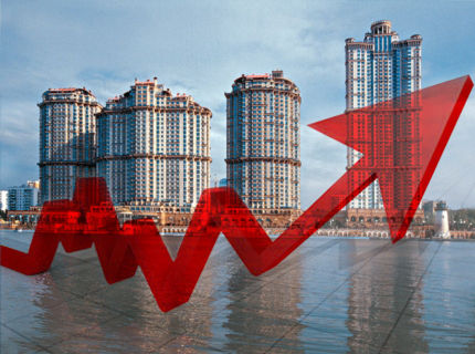 Ипотека стимулирует количество продаж в новостройках
