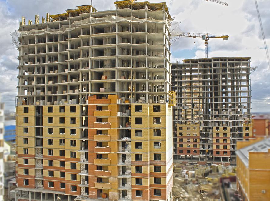 В трех комплексах Подольска и Серпухова объявлено семь акций