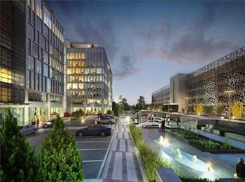 Деловой квартал Neopolis в Новой Москве оформил свой облик