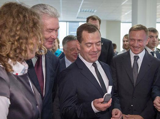 В Москве Дмитрий Медведев открыл последний в России технопарк