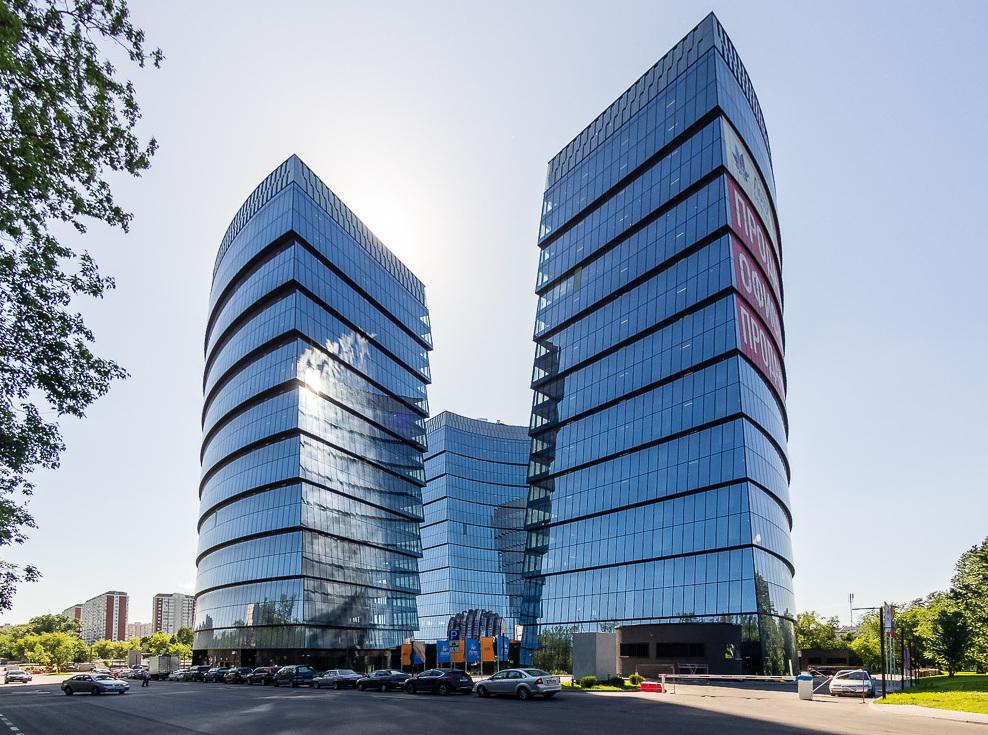 Praktika Development займется управлением бизнес-центра «Лотос»