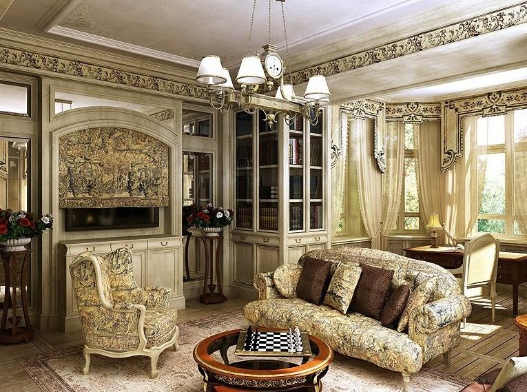 В Подмосковье сдается резиденция площадью полторы тысячи «квадратов»