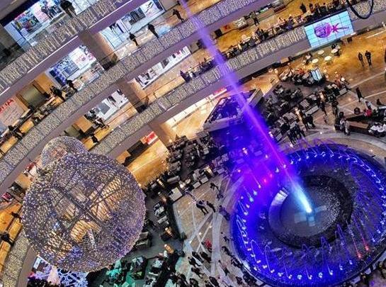 Москва лидирует в Европе по количеству торговых центров