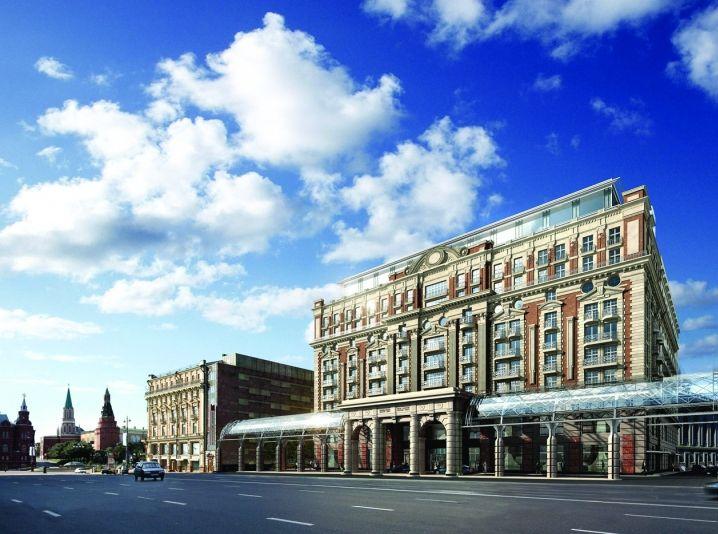 Москва лидирует среди городов мира по дороговизне отелей