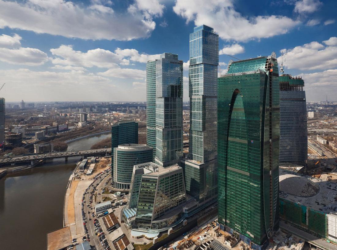 Китайцы планируют возвести в «Москва-Сити» новый небоскреб