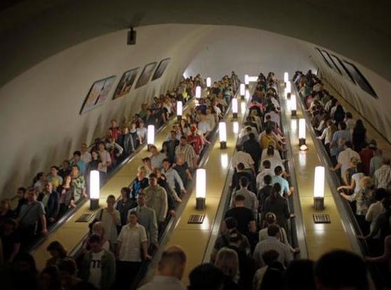 В московском метро появится туалет для пассажиров