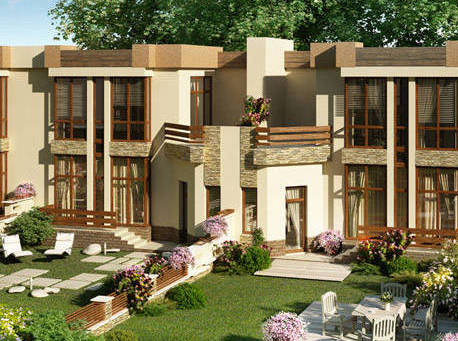 Из-за кризиса загородная недвижимость бизнес-класса дешевеет